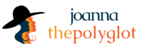 joanna the polyglot logo